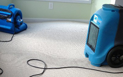 water extraction & dehumidification san diego
